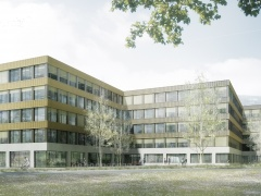 HES-SO Valais - Campus PÔLE SANTE