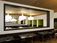 Restaurant Banque privée