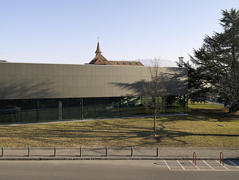 Salle omnisport du Petit-Lancy